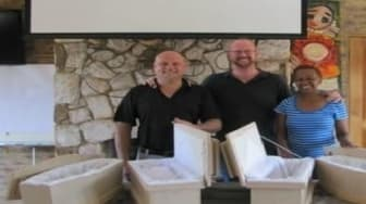 Coffin Training Course